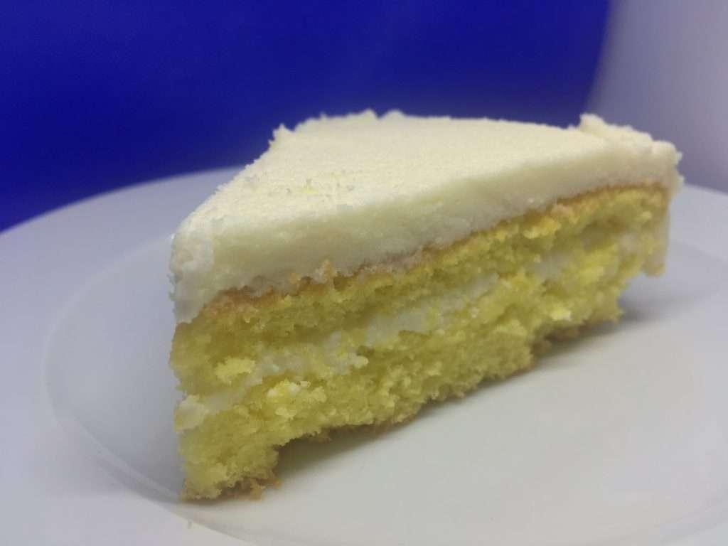 vaníliás torta